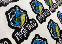 Phish Taco Stickers